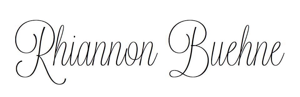 Rhiannon Buehne