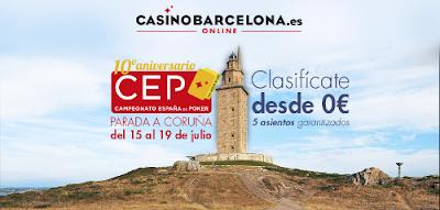 casinobarcelona Supersatélite CEP A Coruña 4 julio