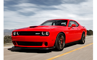 New Powerful Car, 2015 Dodge Challenger SRT Hellcat