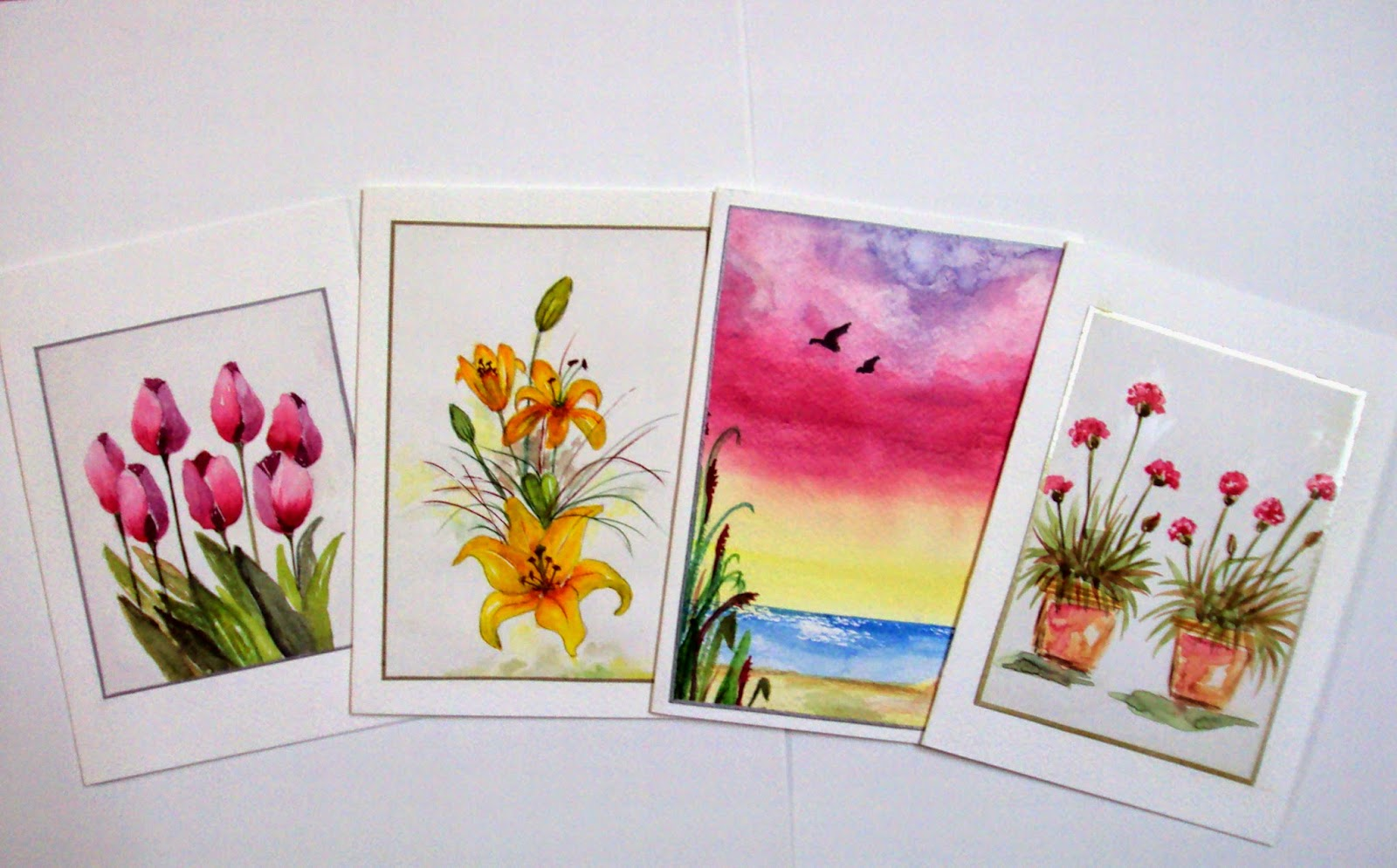 handpainted, greetingcards, cards, art, diy, DIY, project, creation, handmade