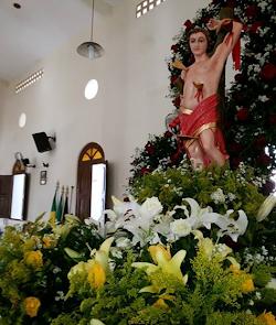Está chegando a Festa de São Sebastião