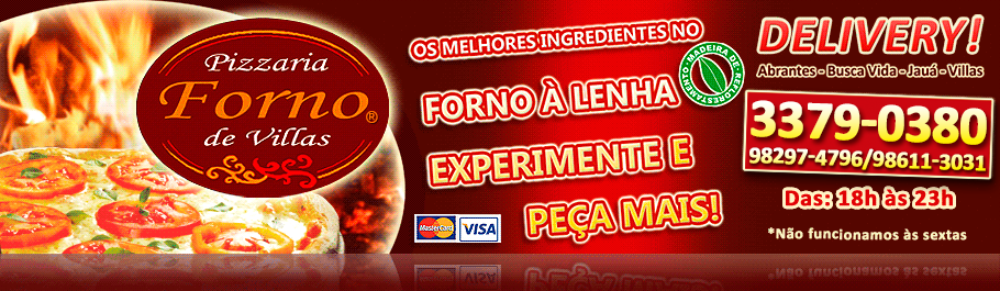 Pizzaria Forno de Villas
