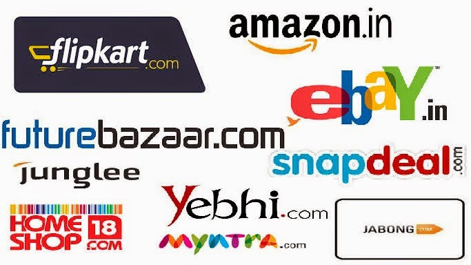 Top 10 online shopping sites in india 2018 with cash on for Name of online shopping websites