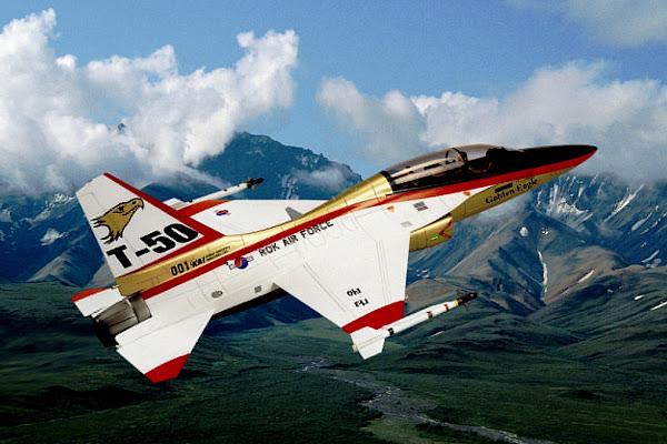 KAI T-50 Golden Eagle (Gambar 1). PROKIMAL ONLINE Kotabumi Lampung Utara