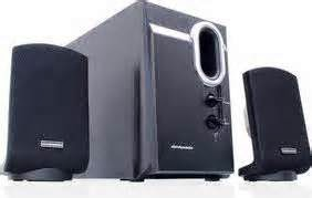 Simbadda Speaker Multimedia CST 5100N