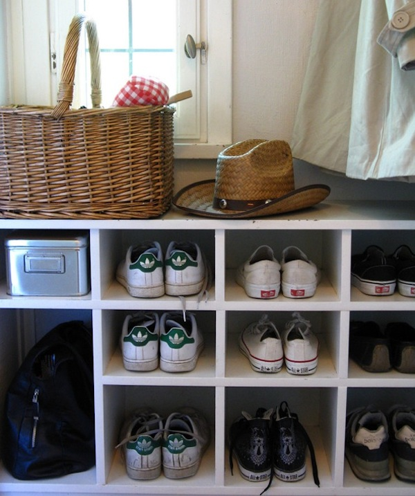 Shoe Storage Solution For More Space For Your Home