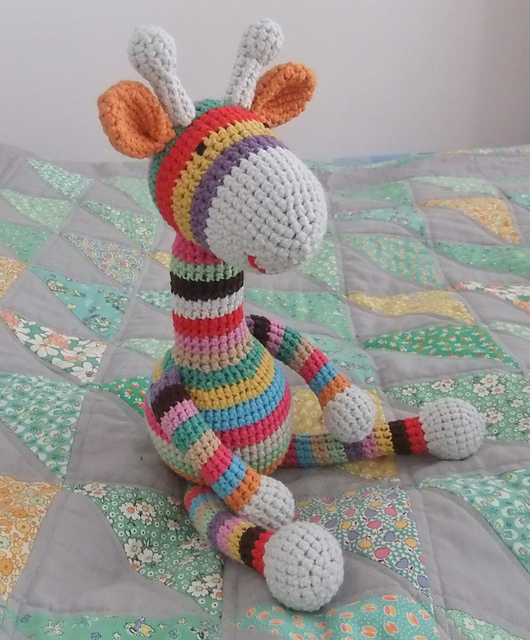 Crochet Patterns For Giraffe : tangled happy: January 2013