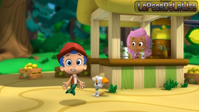 Bubble Guppies: The Puppy and the Ring! (2015)
