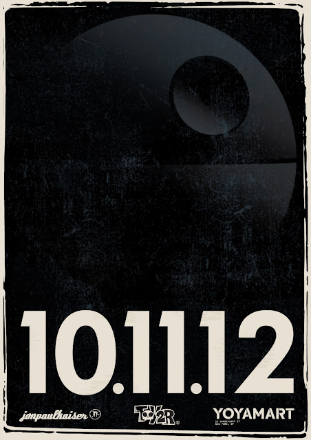 Star Wars 10-11-12: Jon Paul Kaiser x Toy2R x Yoyamart