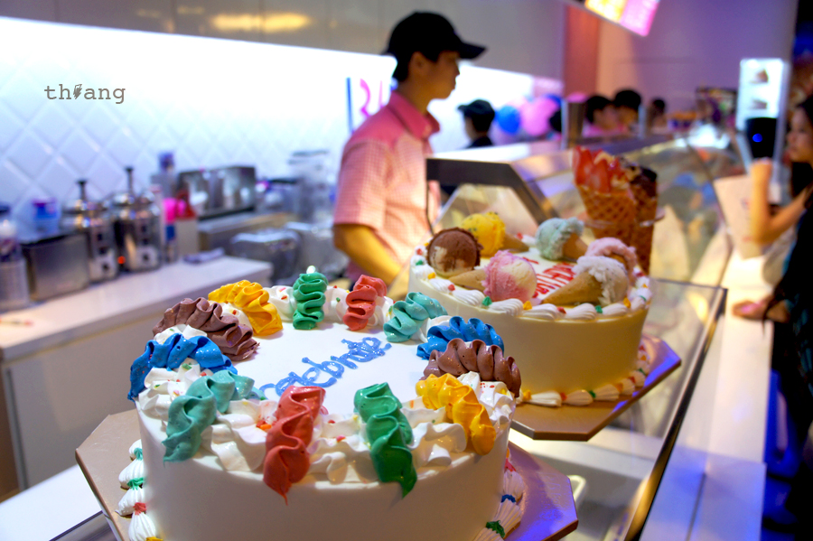 Singapore We Now Have BaskinRobbins THIANG