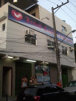 IURD MANGUEIRA - FUNDAÇÃO