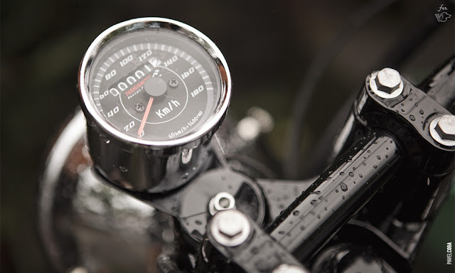 Honda GL 200 Street Tracker | Honda Street Tracker | Honda street tracker parts | Honda street tracker for sale | Street Tracker Motorcycles | Vidal GL