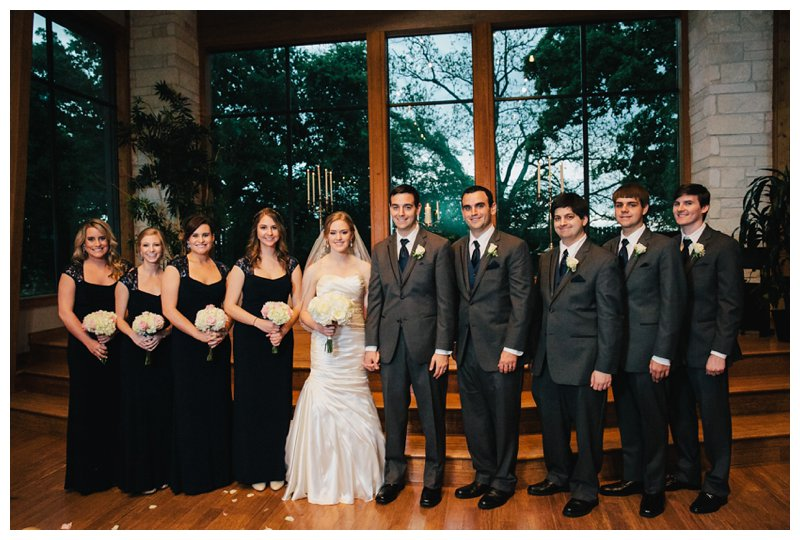 Christine & Kyle's Harmony Chapel Wedding in Aubrey Texas | Captured by Mary Cyrus Photography