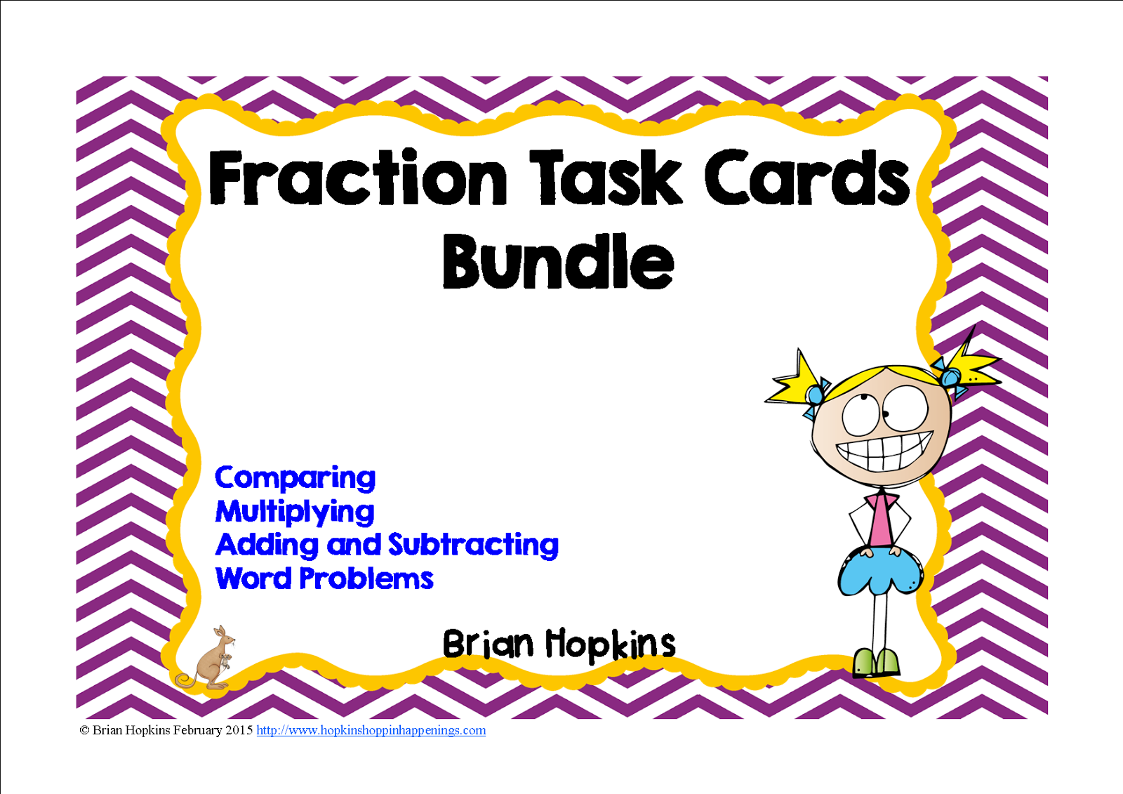 https://www.teacherspayteachers.com/Product/Fraction-Task-Card-Bundle-Common-Core-1719566
