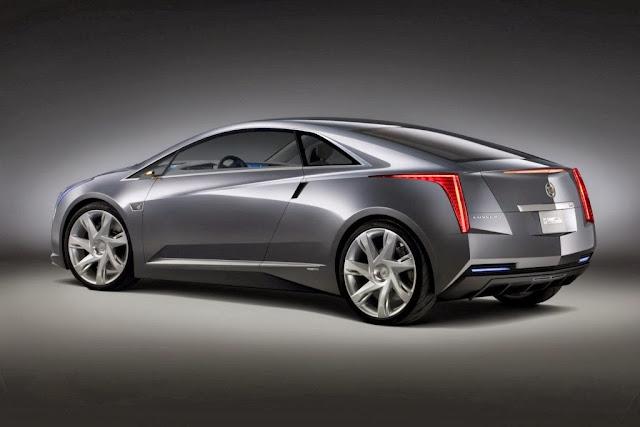2014 Cadillac ELR 1024 Pixel