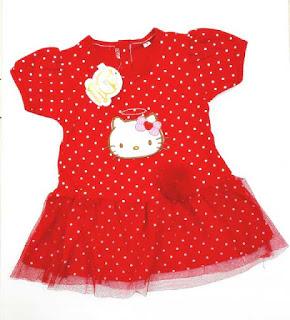 Jual Baju Bayi Perempuan Lucu