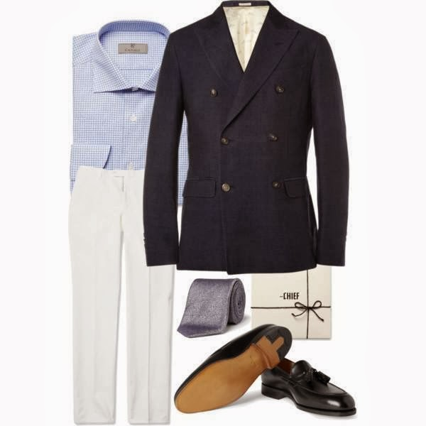 Men Casual Outfit Set...