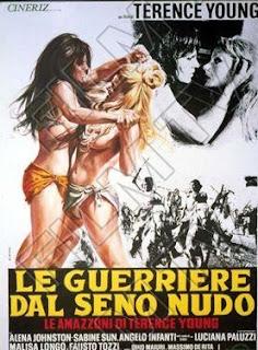 Las Amazonas | 1973 | Le guerriere dal seno nudo