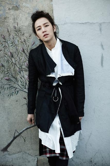 Updo Hairstyles★Jang Keun Suk