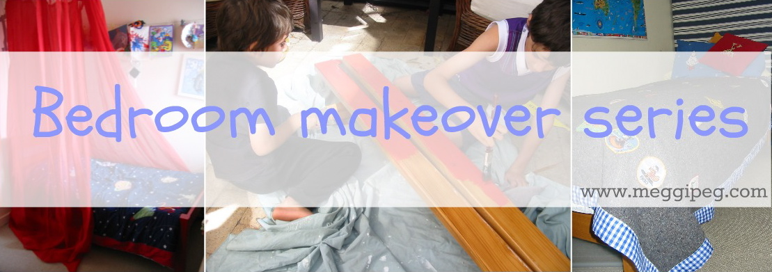 Bedroom makeover series