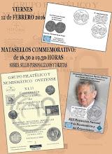 Matasellos en Oviedo