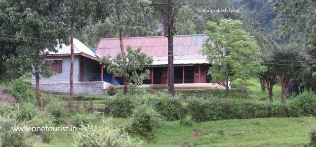 Guest house , Kareri village , himachal