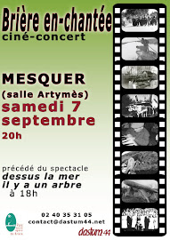 Ciné-concert en Brière