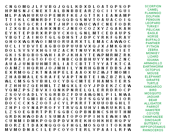 Dramatic image pertaining to printable word searches for adults large print