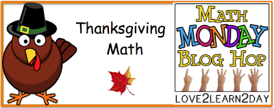 http://love2learn2day.blogspot.com/2013/11/math-monday-blog-hop-thanksgiving-math.html