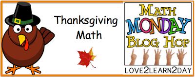 http://love2learn2day.blogspot.com/2013/11/math-monday-blog-hop-thanksgiving-math.html