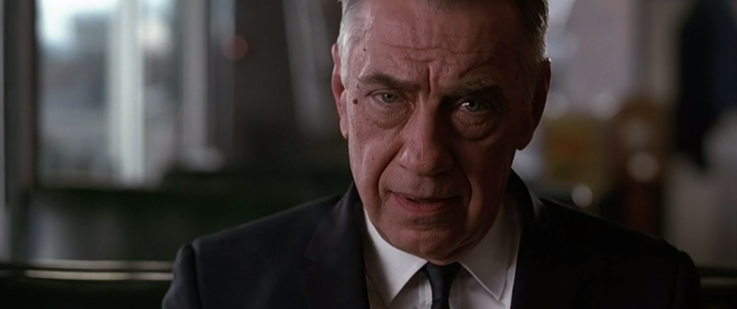 Philip Baker Hall Philip Baker Hall Did Not