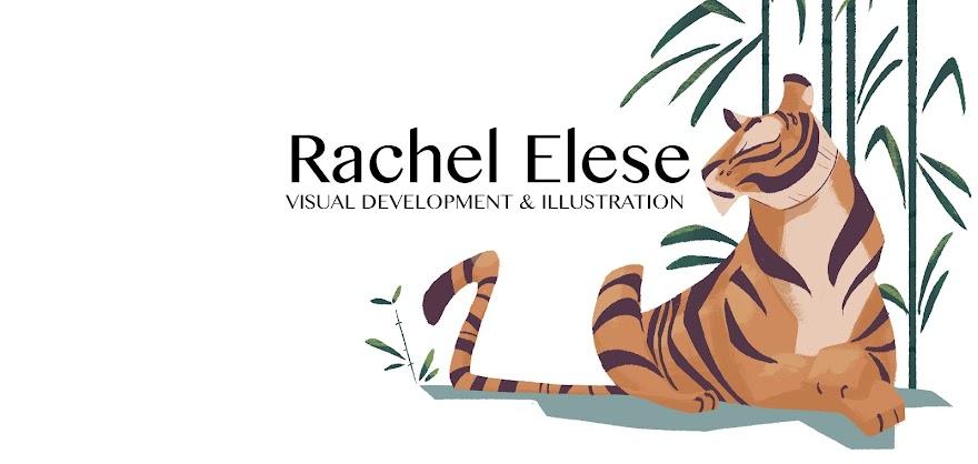 The Art of Rachel Elese Morales