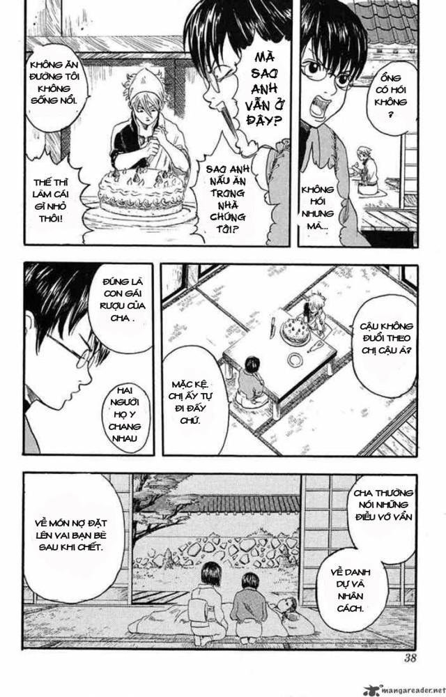 Gintama Chap 1 - Trang 34