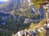 Gorges d'Ollioules (32 km)