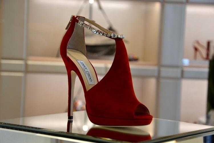 Jimmy Choo e Giovanni Balderi, jimmy choo scarpe, milano, milano moda design, mostre moda,fashion blogger italiane