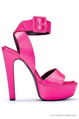 obuv barbara bui vesna leto 2011 14 Жіноче взуття від Barbara Bui