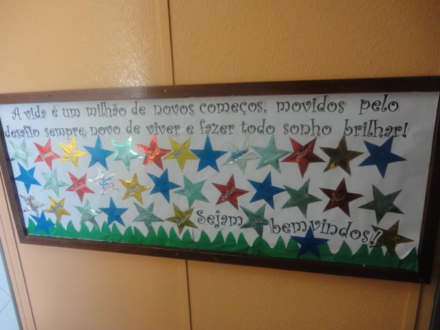 Escola municipal fern o dias nossa hist ria em for Mural de natal 4 ano