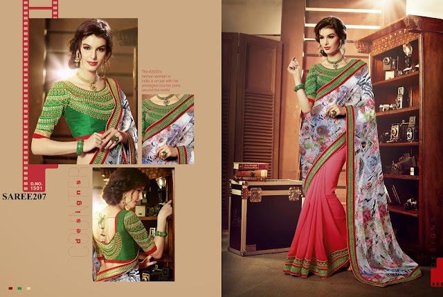 Latest New Designer Saree – Wholesale Supplier