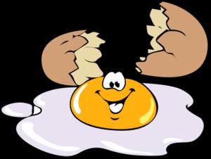 f21b1bc665015 أفضل طريقة لتنظيف بيضة نيئة مكسورة على الأرض