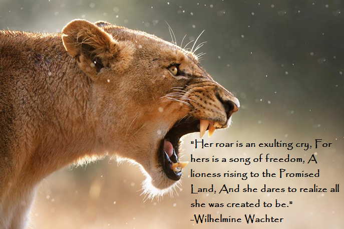 Lioness quotes women - photo#8
