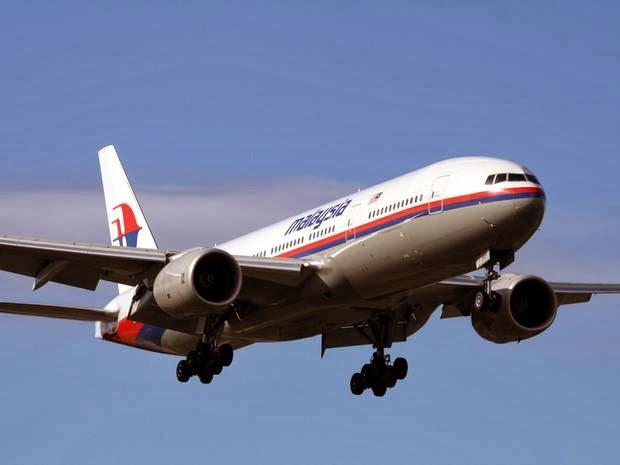 Pegawai AS Percaya MH370 Tidak Hilang Dalam Bencana Alam