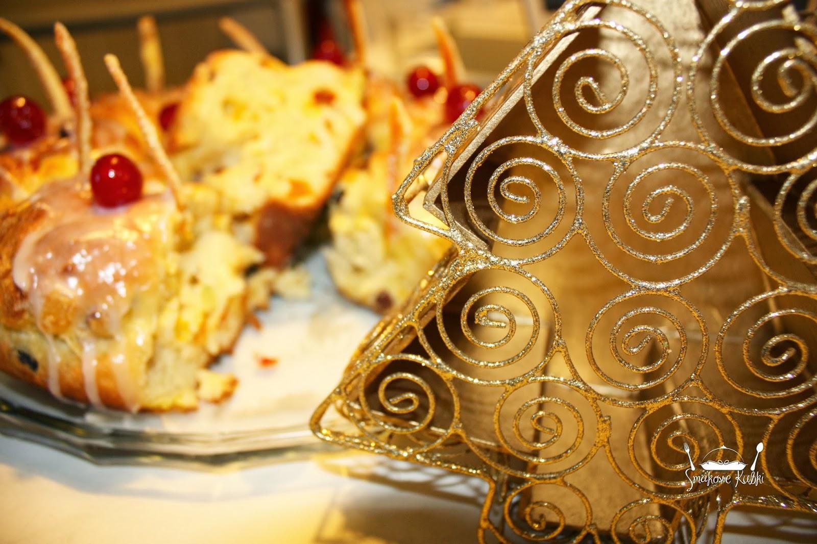 Ciasto Trzech Króli Smakowe Kubki