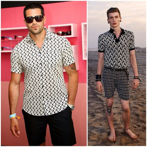 Jesse Metcalfe in Marc By Marc Jacobs - Desert Gold At Ace Hotel & Swim Club