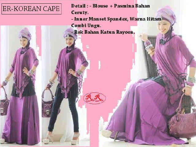 baju muslim korean 51001 pusat grosir baju wanita supplier baju wanita ...