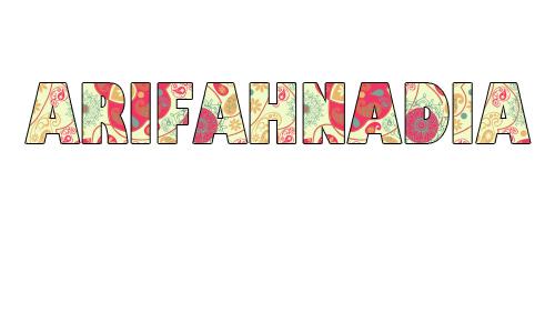 arifahnadia's