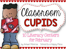 Literacy Centers for February
