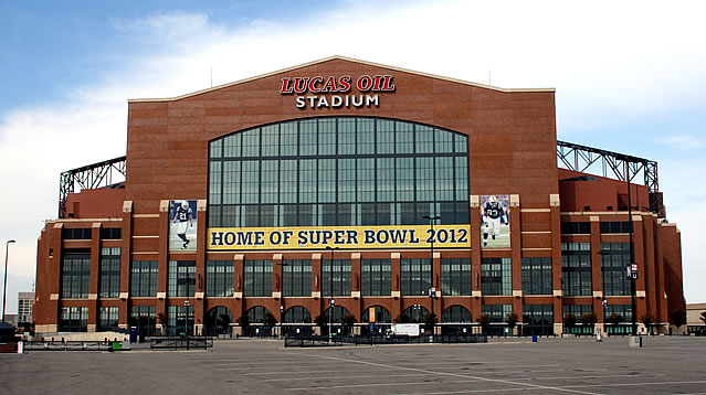 Indianapolis SUPER BOWL 2012