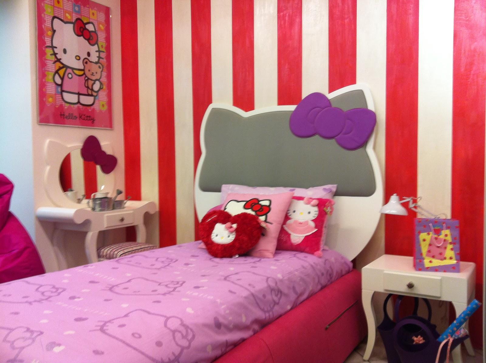 Camerette Per Ragazze Hello Kitty : Camerette hello kitty tappeto per bambini