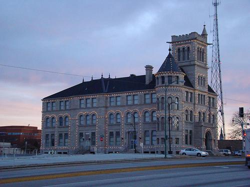 city hall, springfield, missouri
