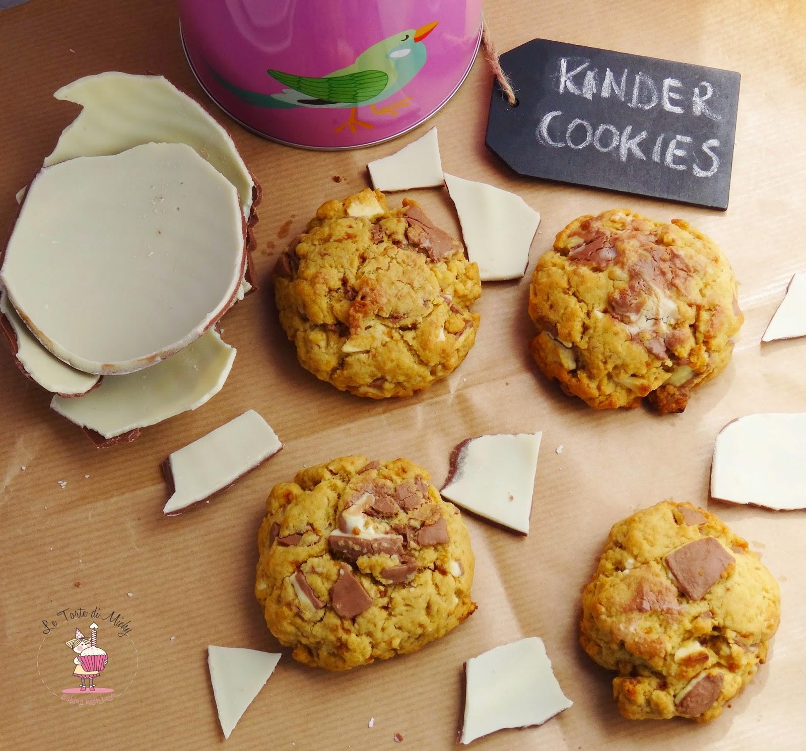 kinder cookies